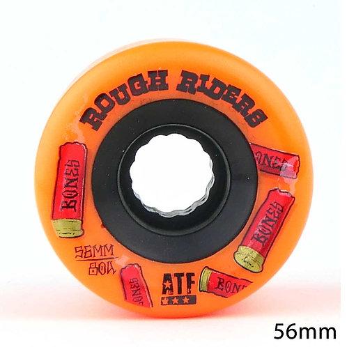 BONES ATF R.RIDERS SHOTGUN ORANGE 56mm
