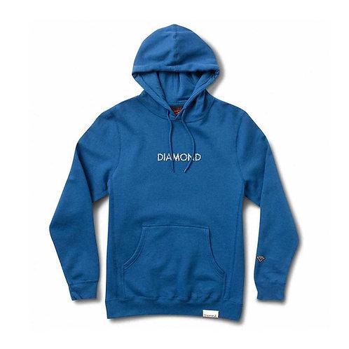 Diamond Supply Co. SHIFT HOODIE BLUE