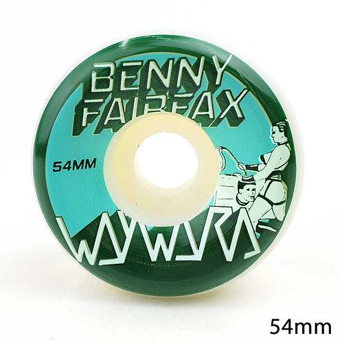 WAYWARD WHEELS Benny Fairfax 54mm