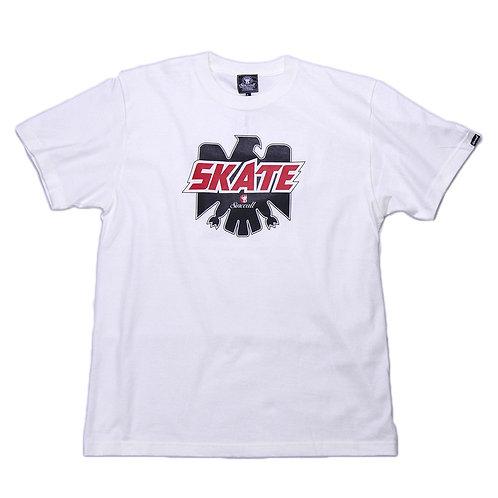 SINCEALL SKATE White T-SHIRT