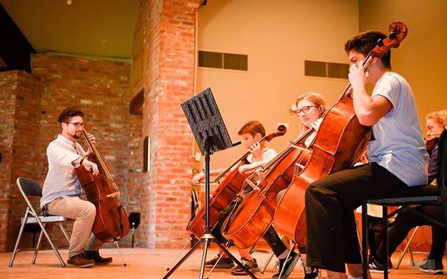 Acadiana Suzuki Strings Institute