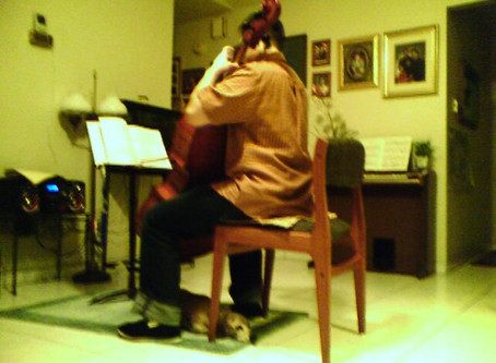 Practicing Cello - Let's Do This!