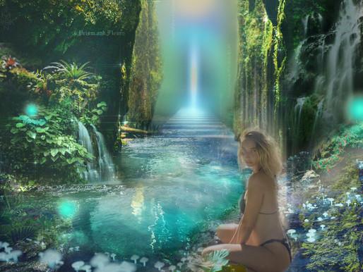 Aquarius ♒︎ Full moon - Jul 2021