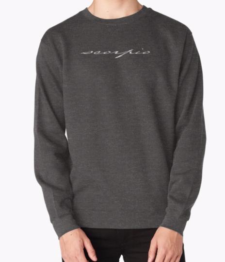 zodiac sweatshirt jumper