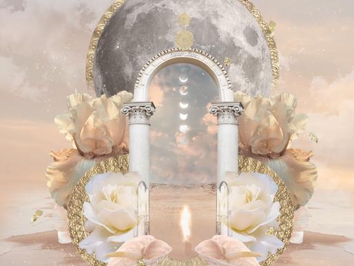 Capricorn ♑︎ Full Moon - Jun 2021
