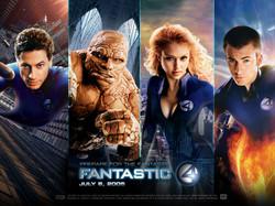 Fantastic four matte
