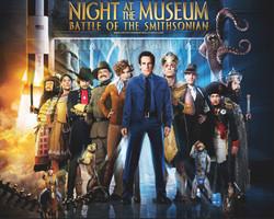Night Museum matte