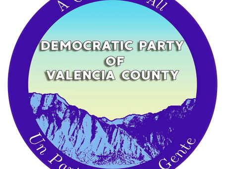 Welcome to the Democratic Party of Valencia County!