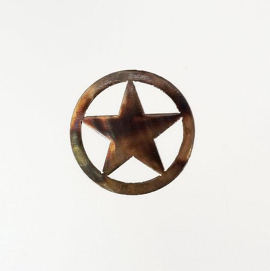 Circle Star Plain