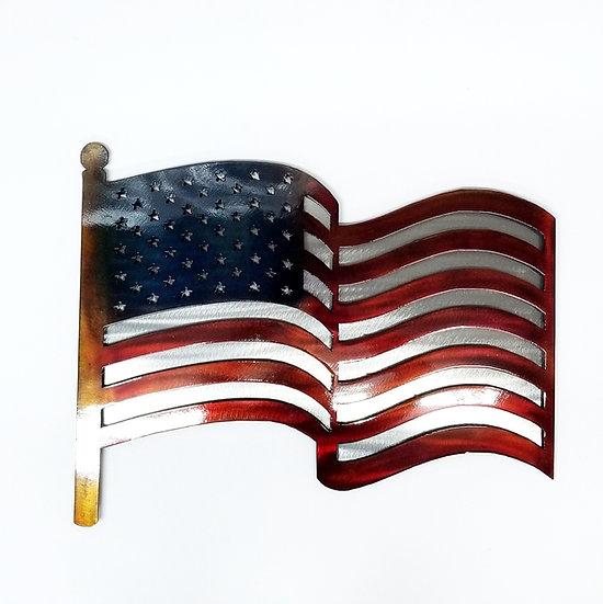3D American Flag