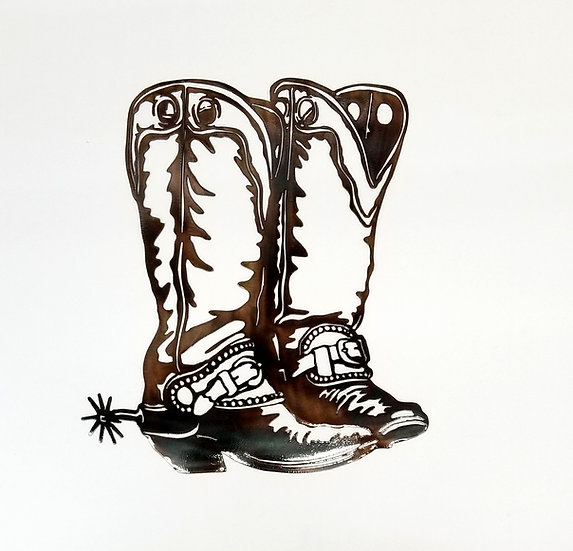 New Pair of Boots
