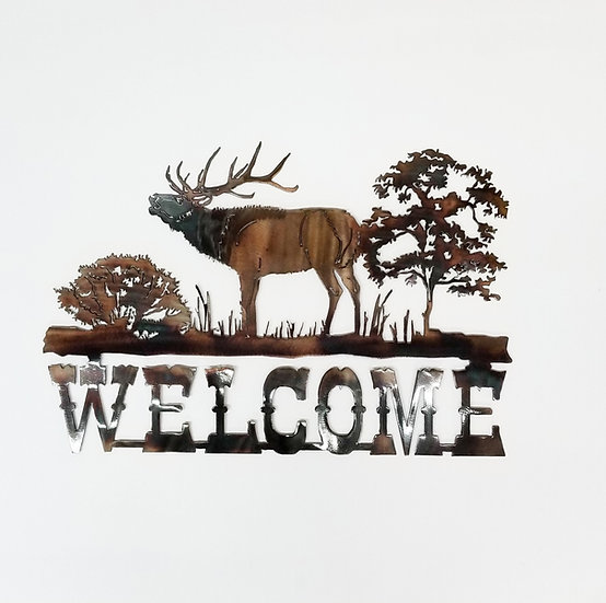 Elk Welcome III