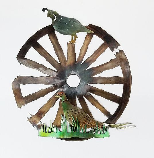 Oregon Trail Pheasant & Friend