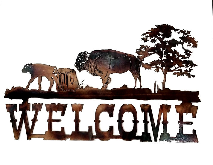 Buffalo Welcome