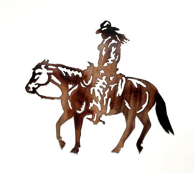 Lone Cowgirl