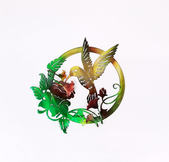 3D Hummingbird Circle