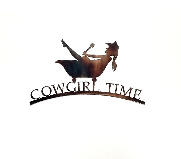 Cowgirl Time
