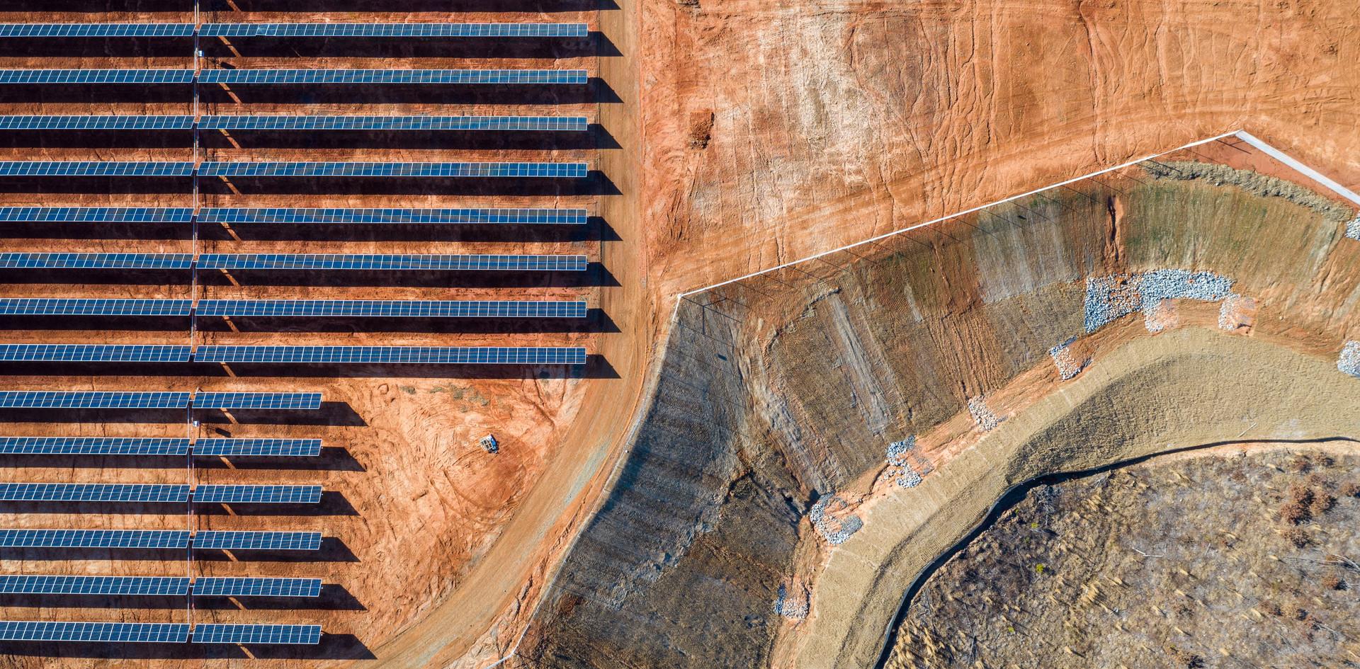 Spotsylvania County, VA - Industrial-scale solar