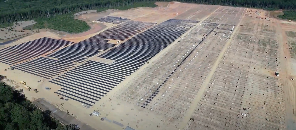 Industrial-Scale Solar