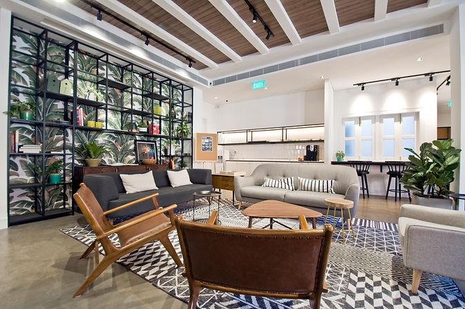 The Co. Duxton - Level 2 Lounge Area 08.