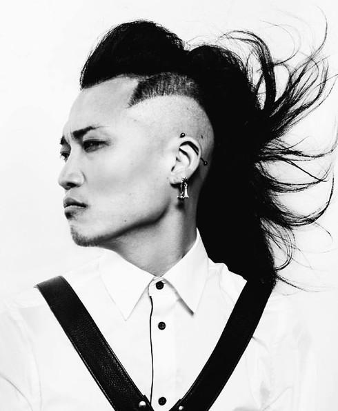 Hair: Mio Sota Model: Yuki Funa