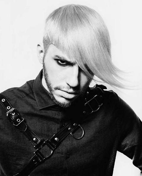 Hair: Mio Sota Model: Seth Nayes
