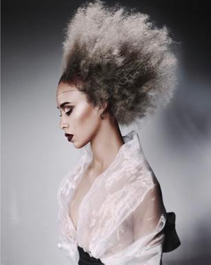 Photo: John Rawson Hair: Mio Sota Model: Jess