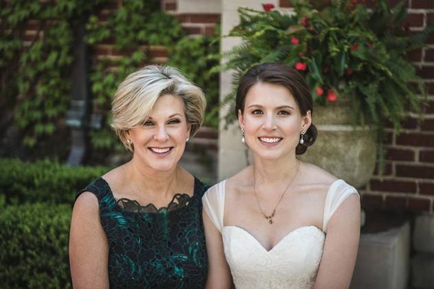 Sandy and Lauren