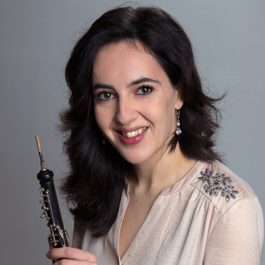 Isabel López - Oboe