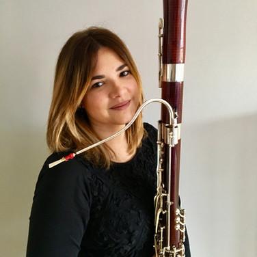 Marta Álvarez - Fagot