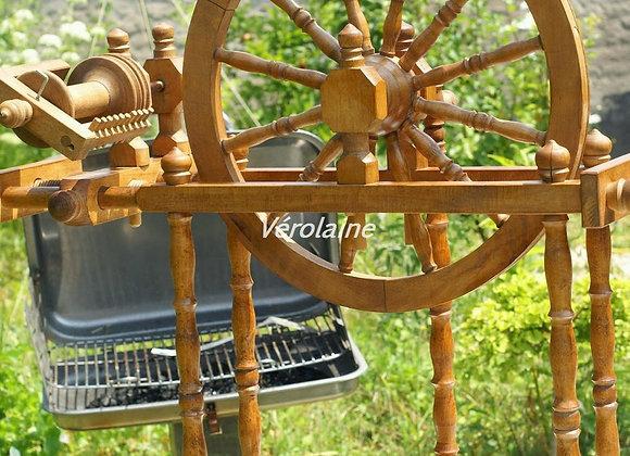 vieux rouet ancien