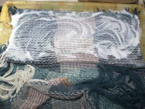 Quelques réalisations en laine feutrée