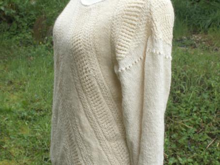Réalisations avec laine autre que filée main
