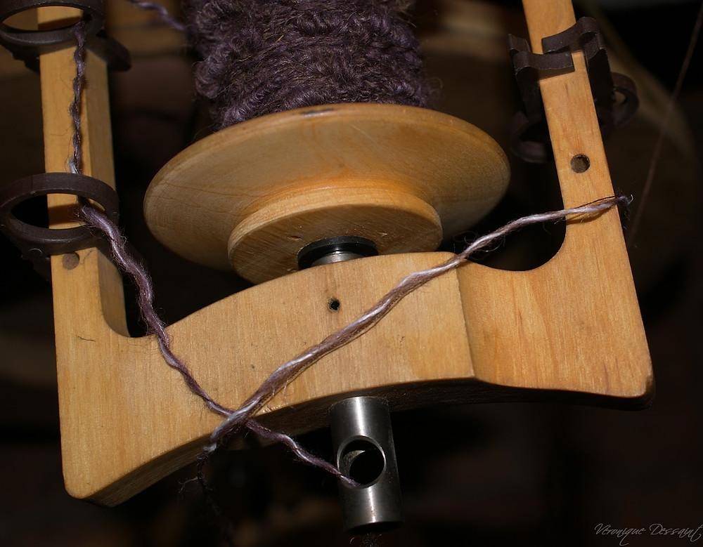 The fancy loop yarn