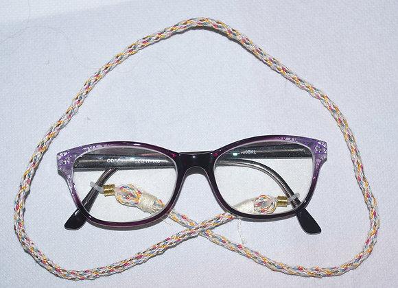 Cordon a lunette tissage japonais coton