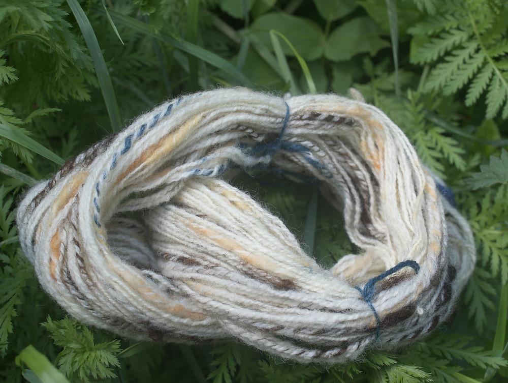 écheveau solognote tweed alpaga ile de France