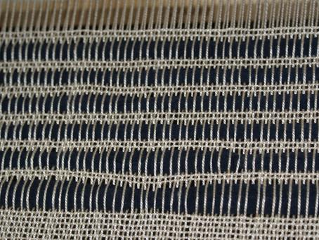 Tissage tapis lirette