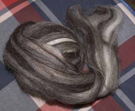 Filage mouton de Jacobs gris