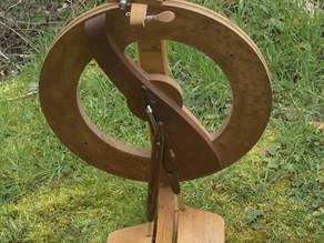 Réparation du rouet Fantasia de Kromski