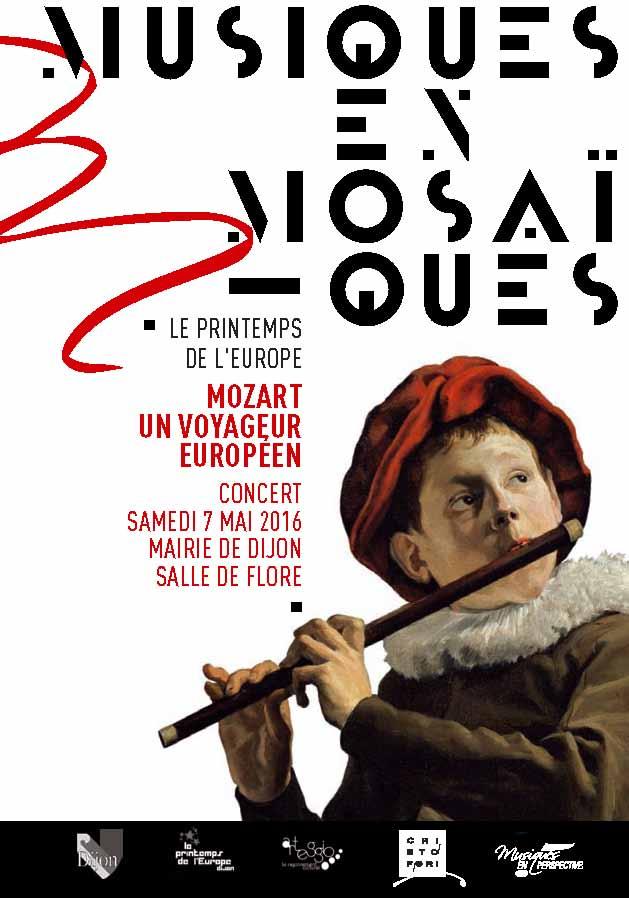 Mozart, un voyageur européen