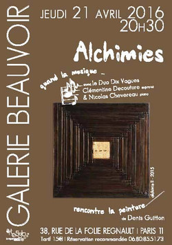 Alchimies