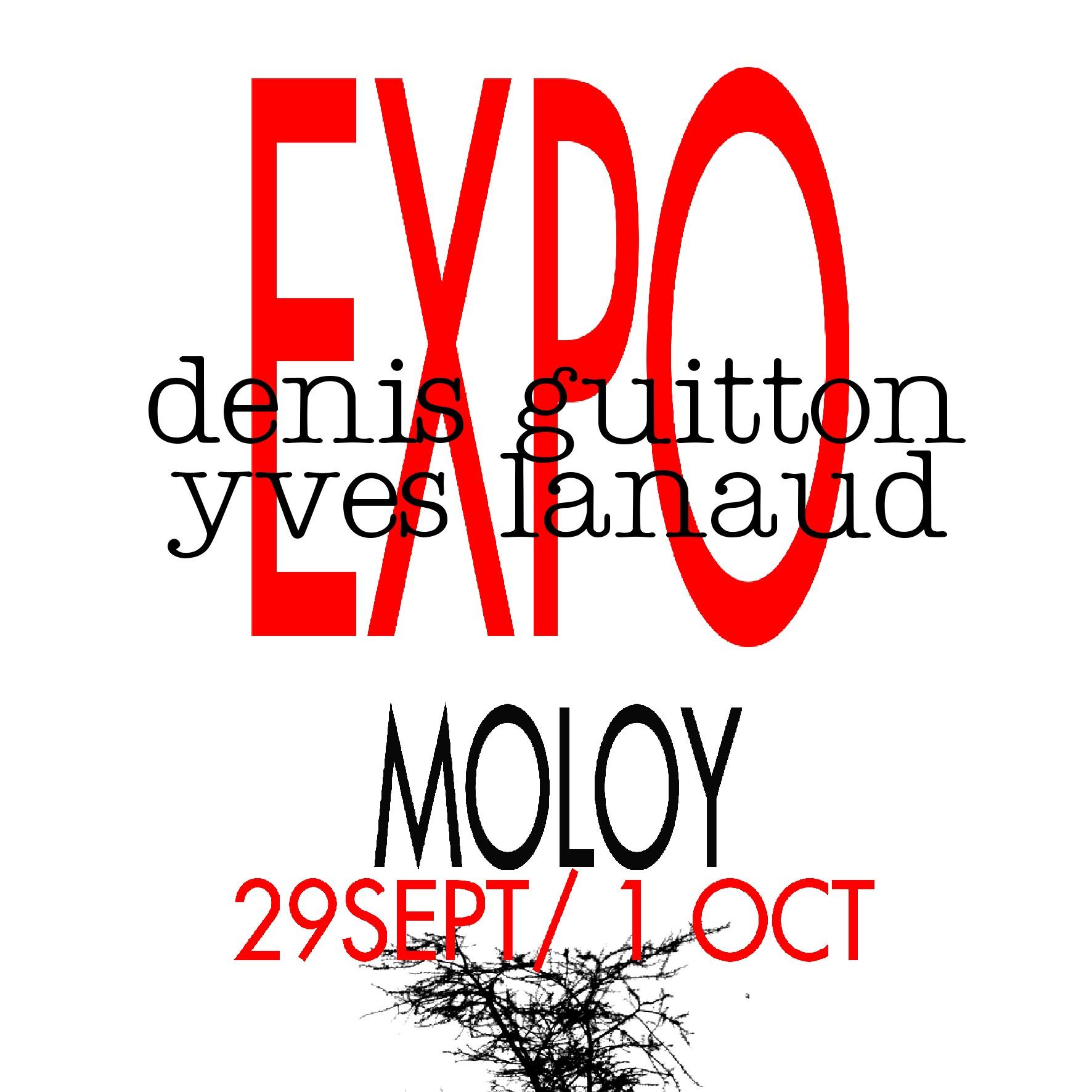 Exposition en Bourgogne