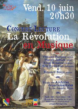 La Révolution en Musique