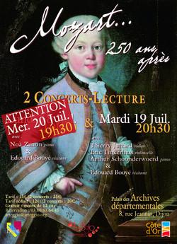 Mozart… 250 ans après