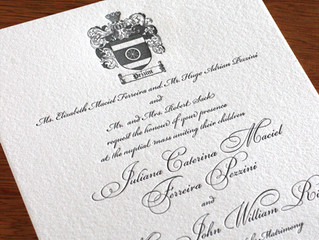 Quick Tip on Wording You Wedding Invitation When Your Parents Aren't Paying.