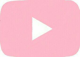 light pink YT logo