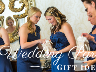 A Tradition Of Giving Bridal Party Gifts