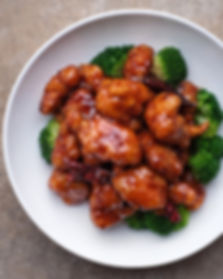 General Tso Chicken 4 - Tso Chinese Deli