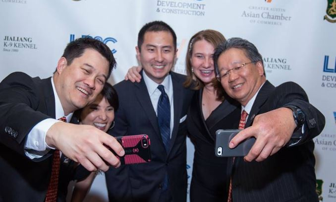 Red Carpet Selfies