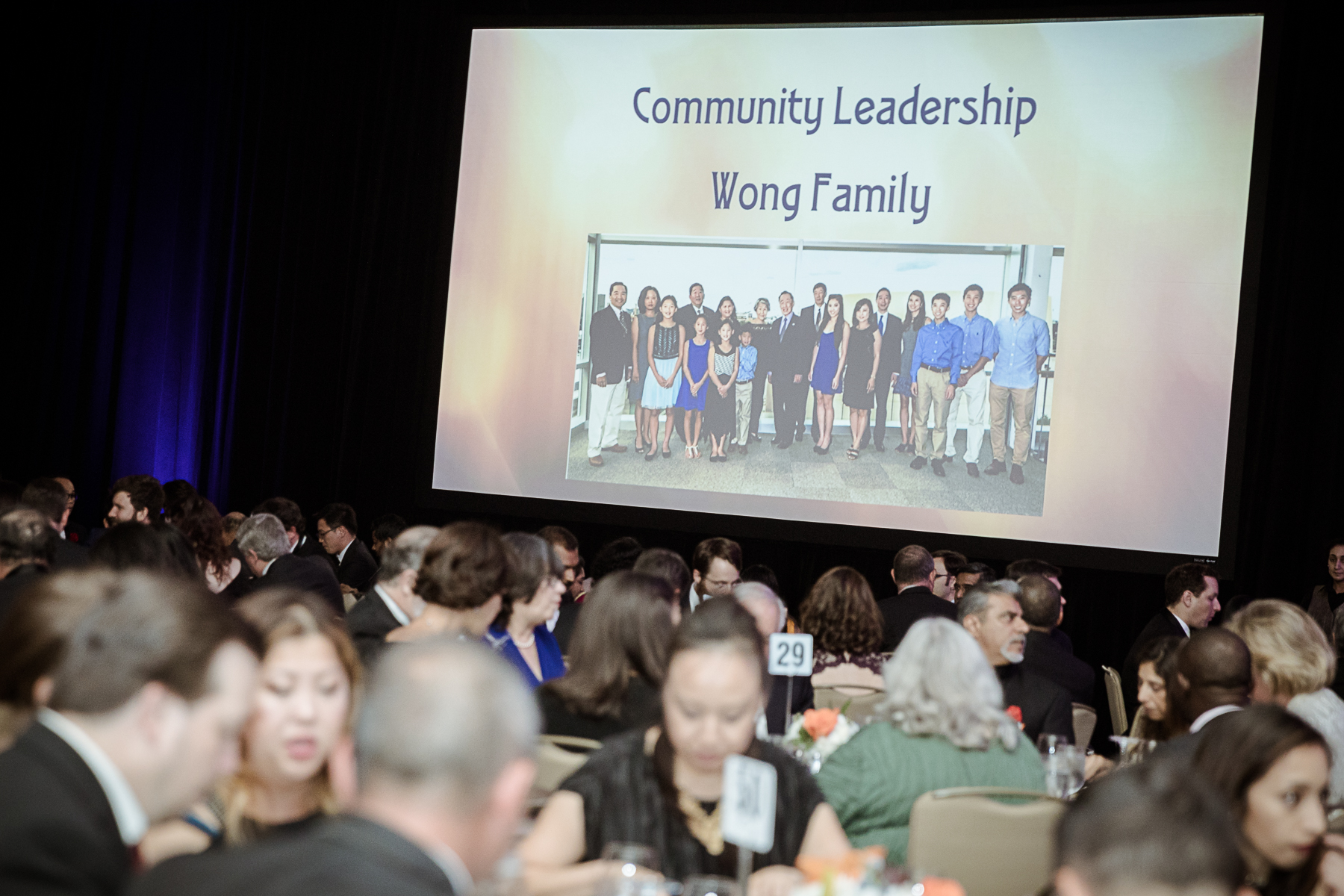 Community Leadership Award